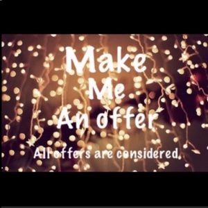 Other - Make me an offer 🙌❤️😊🥰🎁👍🏼